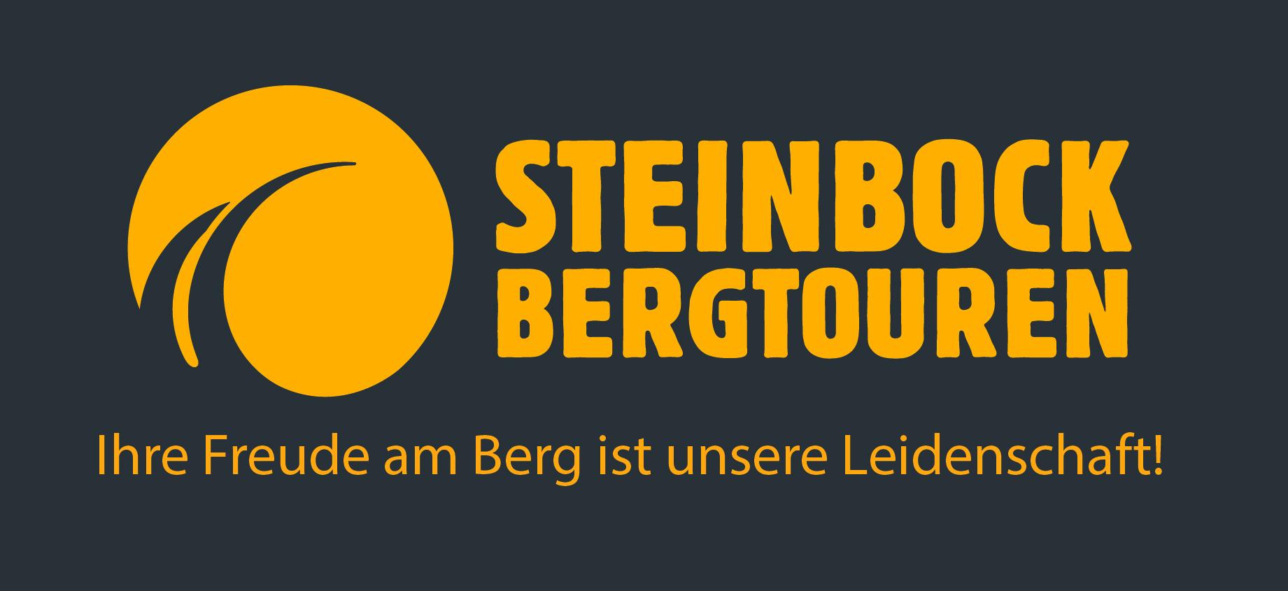 Logo-Steinbock-Bergtouren